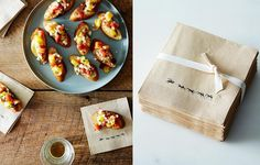 Summer picnic must-have: ant napkins!