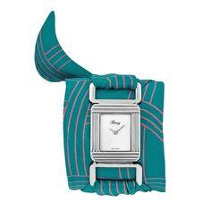 ea178c365186 Bracelet foulard Poiray Or Rose, Pink And Gold, Jewelry Design, Sapphire,  Diamond