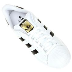 uk availability 95f3d 00efc Tênis Casual - Adidas, Puma, Asics, Converse. Tênis Couro Adidas Superstar  Foundation ...