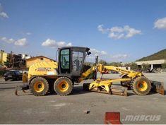 New Holland - Motor Grader, New Holland, Heavy Equipment, Construction, Tractors, Tools, Building