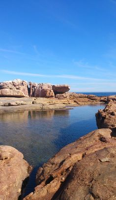 PEACEFUL ELANDSBAAI ROCK POOL - We had a great time traversing this serene setting with the family. Perfect day with perfect company!  #elandsbaai #elandsbay #southafrica #rockpool #perfectday