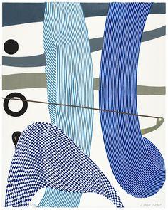 Desislava Unger, Traumbedeckt, 2020, Holz-/Linolschnitt mit Collage, für die Edition women III von artinprint. Gedruckt auf Somerset White 300g, in einer Auflage von 33 + 5AP + 2 EP, signiert, nummeriert und betitelt. Erhältlich zum Sonderpreis von EUR 330 statt EUR 390 bis Ende November bei www.artinprint.at/shop Somerset, Collage, People Illustration, Art Portfolio, Decoration, Drawing S, Cool Stuff, Surf, Prints