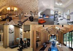 Les bonnes résolutions Une salle de sport chez soi. De la cave au grenier. Blog Univers Créatifs.