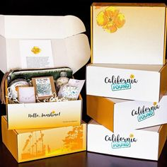 Missing that warm weather from the summer? Maybe can deliver you some warm inspiration with their artisan made products from across California. Custom Shipping Boxes, Custom Printed Boxes, Customer Stories, California California, Box Packaging, Warm Weather, Branding Design, Artisan, Company Logo