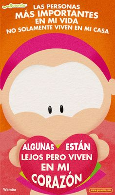 Postales de Te extraño | Gusanito.com