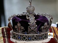 The Crown Jewels @ The Tower of London.
