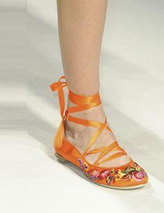 Alberta Ferretti Milan Fashion Week SS14