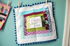 kiss kiss......Quilt: you crafty mo fo!