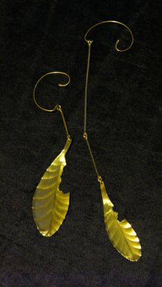 "Laura Cadelo Bertrand ""antipasto e dessert"" earrings"