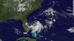 Tropical storm could dampen East Coast's holiday - CNN #US, #Weather, #TropicalStorm