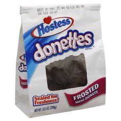 Hostess Mini Donuts, Frosted Image