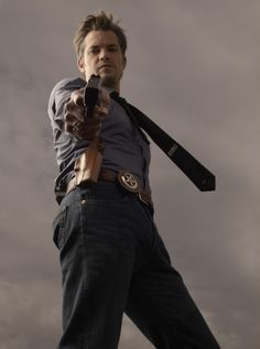 Timothy Olyphant (Justified)