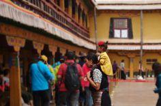 at potala palace-tibet travel guide