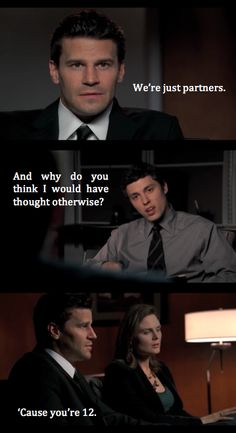 Booth and Brennan Bones Quotes, Tv Quotes, Movie Quotes, Hair Quotes, Bones Tv Series, Bones Tv Show, Booth And Bones, Booth And Brennan, Best Tv Shows
