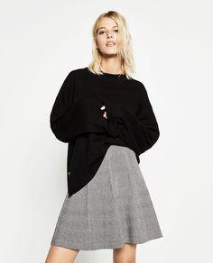 Image 2 of SHORT SKIRT from Zara