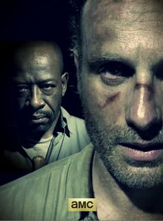 The Walking Dead - There will be a big Morgan/Rick conflict...People will have to choose sides/how they wan't to live...I predict it.