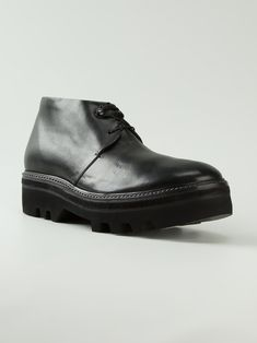 BARNY NAKHLE || chunky platform boots