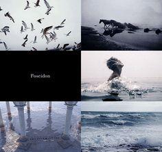 Greek Gods and their Roman counterparts   Poseidon & Neptune 1/2