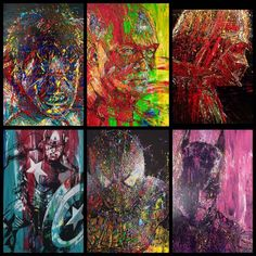 Exposition Destinée Galerie Studio tatouage / Antoine-carteret 22 Genève.  www.a-abyla.com