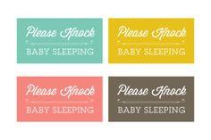 Baby Sleeping  DIGITAL DOWNLOAD by LyndsayJohnson on Etsy, $1.00