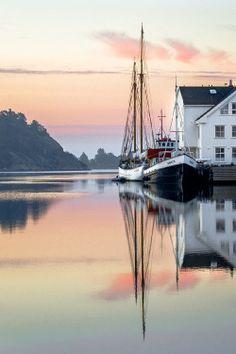 Nantucket at Dawn…