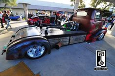custom 1954 GMC COE, Welderup cars, SEMA Show 2013, custom GMC