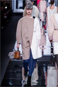 Fendi - Collections Fall Winter 2013-14 - Shows - Vogue.it