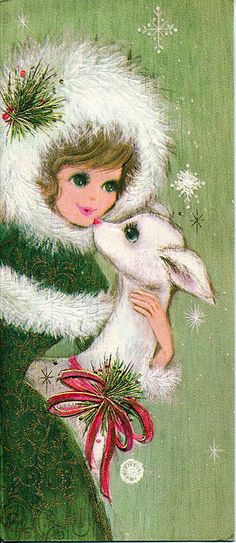 christmas - Remember Christmas cards like this one?