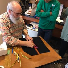 """Some recent pictures from our """"Zipper"""" class held at MASON Sewing with instructor Patrice Godin. Watch for any upcoming classes on our web site. Hold On, Zipper, Watch, Sewing, Pictures, Photos, Clock, Dressmaking, Couture"""