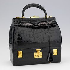 """Mallette""  Hermès 1950