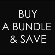 ASOS Other - 25% off bundles of 2+ bundled items!