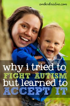 So many kids are diagnosed with autism each year. Kaylene shares her experiences with trying to fight it and learning to accept it!