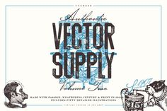 Unember Vector Supply Volume 2 by Gearwright on Creative Market