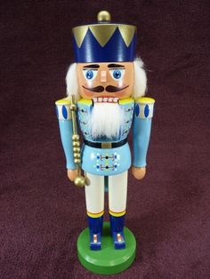 Hodrewa German Nutcracker Soldier 13"