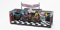 ToyzMag.com » Five Nights at Freddy's : nouvelle licence pour McFarlane