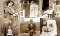 Photographer John Johnson, from Lincoln, Nebraska, took hundreds of photographs in the early 1900s of African Americans and immigrants in his community.