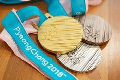 평창동계올림픽 메달 실제사진