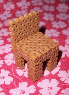 How to make a chair. No glue, pieces snap together.