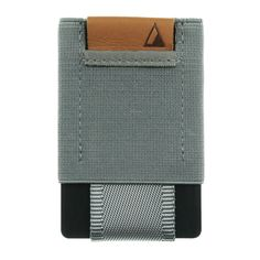 Gray BASICS Wallet from NOMATIC