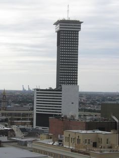 New Orleans Tower/Crescent City Towers