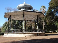 For a unique outdoor experience, head to the bandstand at the Barrancas de Belgrano park in Buenos Aires, where the casual milonga 'La Glorieta' takes place on Sunday evenings at around 8pm (free tango lessons are given earlier).