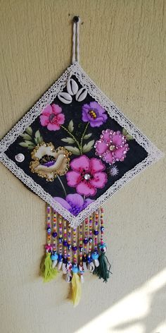 Diy And Crafts, Arts And Crafts, Knit Or Crochet, Handmade Accessories, Clock, Knitting, Embellishments, Creativity, Dress