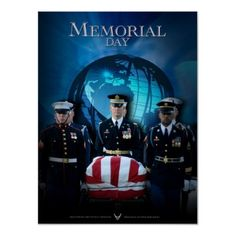 memorial day poster ideas
