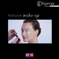 ¿Quieres hacerte un maquillaje natural? Entra en nuestro Twitter @FlormarVe y descubre en un sencillo tutorial cómo hacerlo. ¡Te va a encantar!