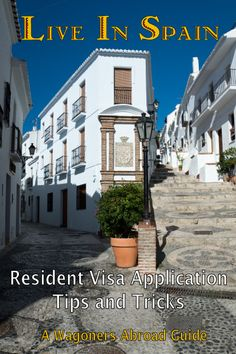 """Super helpful new """"Live in Spain"""" eBook by a family living in...well, Spain. If you're interested in getting Spanish residency, this resource will save you TONS of research time."""