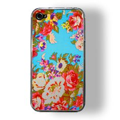 Pretty Floral iPhone Case.