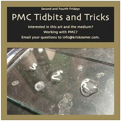 PMC pieces not staying together?