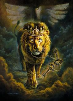 Lion king of Judah Lion Of Judah Jesus, Judah And The Lion, Lion And Lamb, King Jesus, God Jesus, Jesus Christ, Lion Wallpaper, Tribe Of Judah, Christian Artwork
