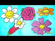Canciones, juegos y otros recursos para la primavera | Mi Sala Amarilla