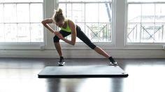 Working Out With Supermodel Karlie Kloss: The Warm-Up and Cooldown GIF – Vogue